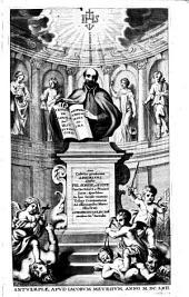 Sancti Ignatii de Lojola Apophtegmata sacra