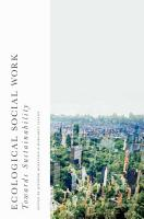 Ecological Social Work PDF