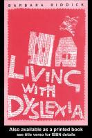 Living With Dyslexia PDF