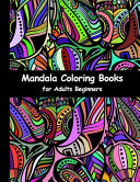 Mandala Coloring Books for Adults Beginners PDF