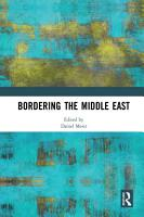 Bordering the Middle East PDF