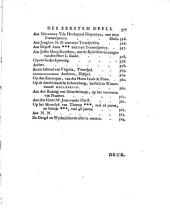 De mengelpoëzy van Katharyne Lescailje: Volume 1