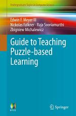 Guide to Teaching Puzzle-based Learning