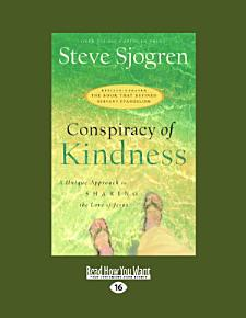 Conspiracy of Kindness PDF