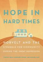 Hope in Hard Times PDF