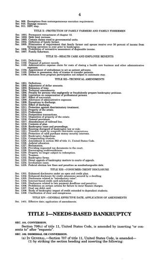 Bankruptcy Abuse Prevention and Consumer Protection Act of 2003 PDF