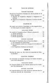 Exposé de théologie systématique: Volume2