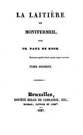 La laitière de Montfermeil: Volumes1à3