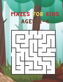 Mazes for Kids Ages 2-4