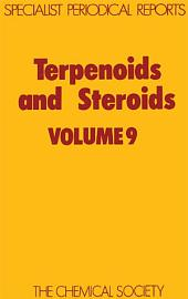 Terpenoids and Steroids: Volume 9