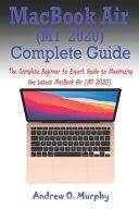 MacBook Air (M1 2020) Complete Guide
