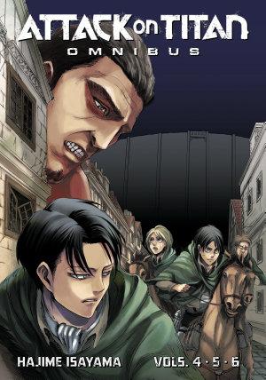 Attack on Titan Omnibus 2  Vol  4 6