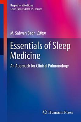 Essentials of Sleep Medicine PDF