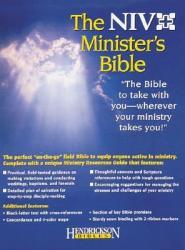 Ministers Bible (NIV Black)