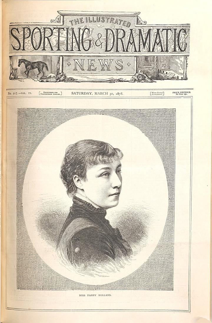 ¬The Illustrated sporting & dramatic news