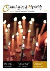 Chroniques d'Altaride n°025 Juin 2014: L'Anniversaire
