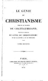 Le génie du christianisme: Volume2