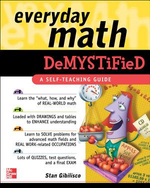 Everyday Math Demystified PDF