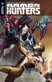Armor Hunters TPB