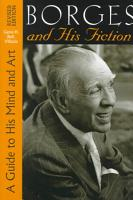 Borges and His Fiction PDF