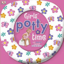 Girl S Potty Time
