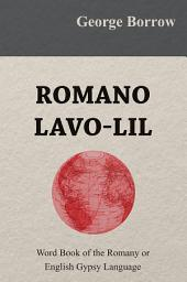 Romano Lavo-Lil - Word Book of the Romany or English Gypsy Language