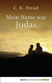 Mein Name war Judas: Roman