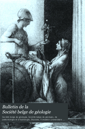 Bulletin de la Société belge de géologie: Volumes1à20