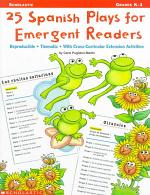 25 Spanish Plays for Emergent Readers
