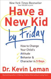 Have a New Kid by Friday Book