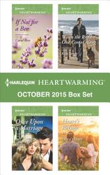 Harlequin Heartwarming October 2015 Box Set