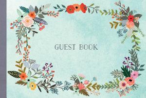 Guest Book Book