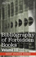 Bibliography of Forbidden Books   PDF