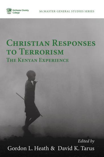 Christian Responses to Terrorism PDF