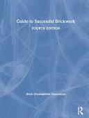 Guide to Successful Brickwork