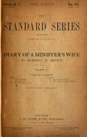 Diary of a Minister s Wife PDF