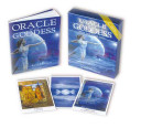 Oracle of the Goddess Book and Card Pack
