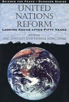 United Nations Reform PDF