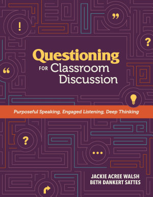 Questioning for Classroom Discussion PDF