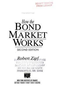 How the Bond Market Works