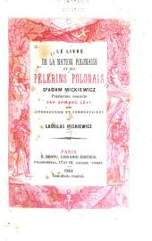 Le livre de la nation polonaise et des pélerins polonais