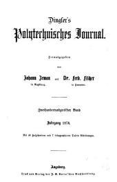 Dingler's Polytechoisches Journal