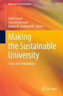 Making the Sustainable University PDF