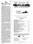 Early American Life PDF