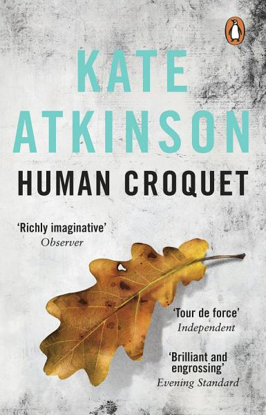 Download Human Croquet Book