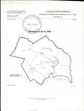 Construction Reports: Authorized construction-Washington, D.C. area, Volume 3