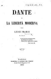 Dante e la libertà moderna