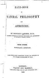 Hand-book of Natural Philosophy and Astronomy