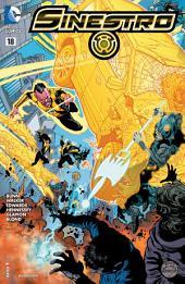 Sinestro (2014-) #18
