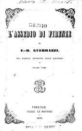 L'assedio di Firenze: Volume 1
